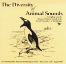 Diversity of Animal Sounds