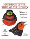 Vol 8: Broadbills to tapaculos