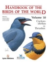 Vol 10: Cuckoo-shrikes to mockingbirds