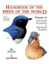 Vol 11: Old World warblers to monarch-flycatchers