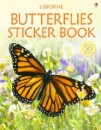 Butterflies (Usborne Sticker Book)
