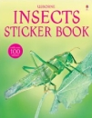 Insects (Usborne Sticker Books)