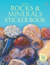 Rocks & Minerals (Usborne Sticker Book)