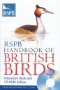RSPB Handbook of British Birds - Book & Interactive CD-ROM