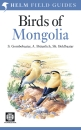 Helm Field Guide Birds of Mongolia