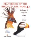 Vol 3: Hoatzin to auks