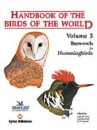 Vol 5: Barn Owls to hummingbirds