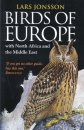 Birds of Europe with North Africa & The Middle East