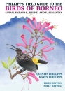 Phillips' Field Guide to the Birds of Borneo (3rd Ed)