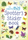 Usborne Big Spotter's Sticker Book