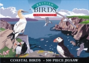 Coastal Birds Jigsaw