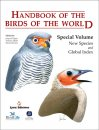 Handbook of the Birds of the World: Special Volume: New Species and Global Index