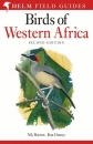 Field Guide to the Birds of Western Africa (2nd Edition)