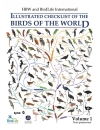 HBW - Birdlife International Illustrated Checklist of the Birds of The World, Volume 1