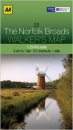 Walkers Map The Norfolk Broads