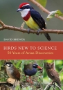 Birds New to Science