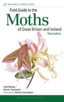 Field Guide to the Moths of Great Britain & Ireland 3rd Edn