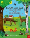 The National Trust: Look and Say What You See in the Countryside (Look & Say)