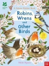 Robins, Wrens and other British Birds (A Nature Sticker Book)