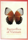 Butterflies of Vietnam: An Illustrated Checklist