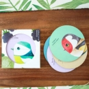 Coasters - Set of 4 by Matt Sewell