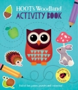 Hoot's Woodland Activity Book