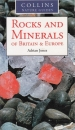 Rocks and Minerals of Britain and Europe (Collins Nature Guides)