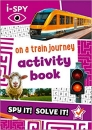 i-SPY On a Train Journey Activity Book