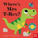 Where's Mrs T Rex?