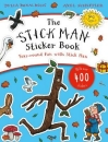 Stick Man Sticker Book