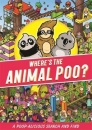 Where's the Animal Poo? A Search and Find