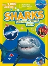 Sharks Sticker Activity Book : Over 1,000 Stickers!