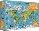 Animals of the World Book & Jigsaw
