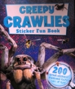 Creepy Crawlies Sticker Fun Book (Look Closely 2)