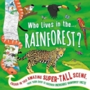 Who Lives in the...Rainforest? (Giant Colouring Frieze)