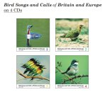 Bird Songs and Calls of Britain and Europe