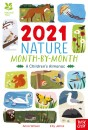 2021 Nature Month-By-Month: A Children's Almanac