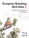 European Breeding Bird Atlas Edition 2: Distribution, Abundance and Change