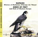Birds of Prey and Owls of Western Europe