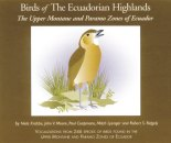 Birds of the Ecuadorian Highlands