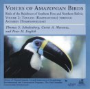 Vol 2: Toucans - antbirds