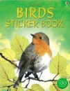 Birds (Usborne Sticker Book)