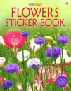 Flowers (Usborne Sticker Book)