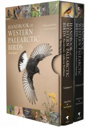 Handbook of Western Palearctic Birds: Passerines  A Photographic Guide