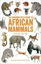 Kingdon Field Guide to African Mammals 2nd Edition