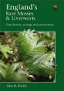 England's Rare Mosses and Liverworts: Their History, Ecology, and Conservation