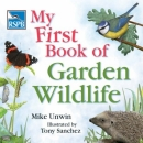 RSPB My First Book of Garden Wildlife