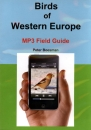 Birds of Western Europe MP3 Sound Collection