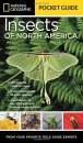 Insects of North America National Georgraphic Pocket Guide