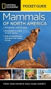 Mammals of North America National Geographic Pocket Guide